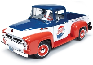 1:18 Ford Pick up F-100 '56 (Pepsi)