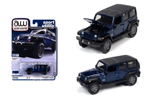 1:64 2018 Jeep Wrangler JK Unlimited Sport (4 door)