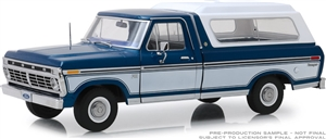 1:18 1975 Ford F-100 Panel and Deluxe Box Cover