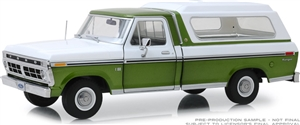 1:18 1976 Ford F-100 Tu-Tone and Deluxe Box Cover