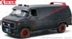 1:18 The A-Team (1983-87 TV Series) -1983 GMC Vandura (Weathered Version with Bullet Holes)