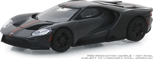1:64 2019 Ford GT - 2019 GT Carbon Series