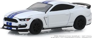 1:64 2015 Ford Shelby GT350R VIN #001