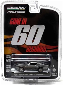 1:64 Gone in Sixty Seconds (2000) - 1967 Custom Ford Mustang