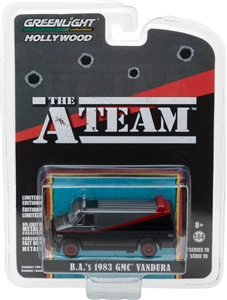 1:64 Hollywood Series 19 - The A-Team (1983-87 TV Series) - 1