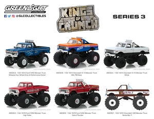 1:64 Kings of Crunch Series 3