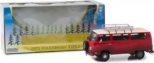 1:24 Field of Dreams (1989) -1973 Volkswagen Type 2 (T2B) Bus