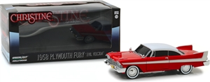 1:24 Christine (1983) - 1958 Plymouth Fury ( Evil Version )