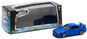 1:43 Nissan Skyline GT-R '2002 - Fast and Furious (2009)