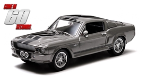 1:43 Ford Mustang GT500E '67 Eleanor - Gone in 60 secs (2000)