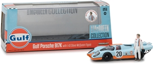 1:43 Steve McQueen Collection (1930-80) - 1970 Porsche 917