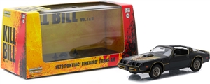 1:43 Kill Bill: Vol. 2 (2004) - '79 Pontiac Firebird Trans Am