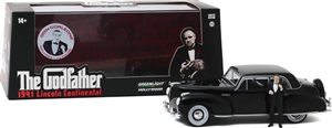 1:43 The Godfather (1972) - 1941 Lincoln Continental with Don