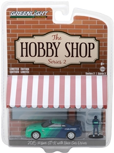 1:64 The Hobby Shop Series 2 - 2015 Nissan GT-R Falken Tire w