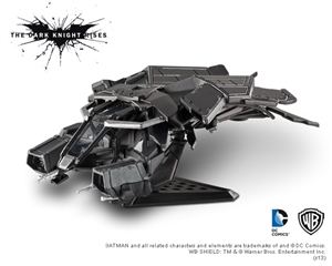 1:50 Dark Knight Rises - The Bat Flying Vehicle