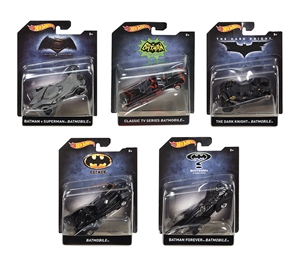 1:50 Batmobile Assortment E '2018