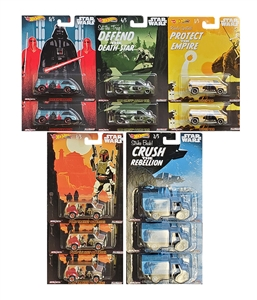 1/64 Hot Wheels Pop Culture - Star Wars