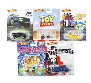 1:64 Hot Wheels Favorites P - Assortment '2019