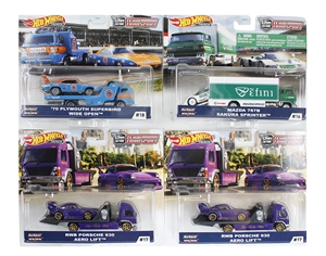 1:64 HW Team Transport Assortment G - 2019