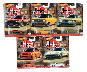 1:64 CAR CULTURE 2020 CASE P - JAPAN HISTORICS 3