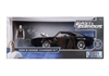 1:24 HR - Fast & Furious - Dom's Dodge Charger w/Dom