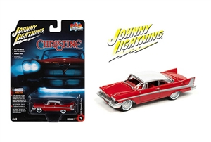 1:64 Christine 1958 Plymouth Fury (Daytime Version)