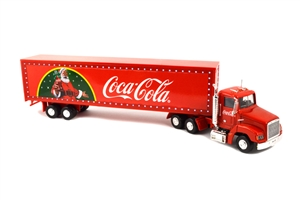 1:43 Holiday Caravan Coca Cola New Design