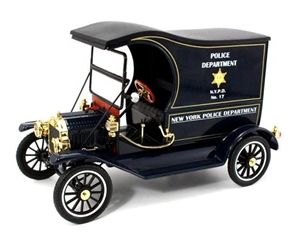 1:18 Ford Model T Cargo Van '1917 NYPD