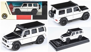 1:64 Liberty Walk AMG G63 White
