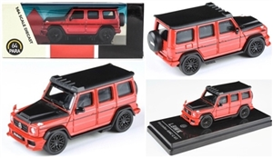 1:64 Liberty Walk AMG G63 Red
