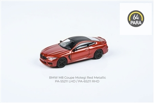 1:64 BMW M8 Coupe