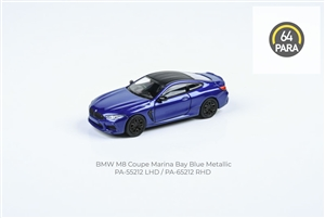 1:64 BMW M8 Coupe - Blue