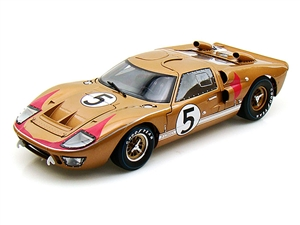 1:18 Ford GT40 '66 LeMans #5
