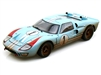 1:18 Ford GT40 '66 LeMans #1 After Race