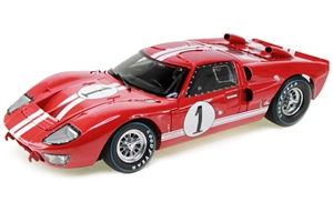1:18 Ford GT40 '66 LeMans #1