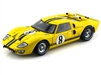 1:18 Ford GT40 '66 #8 Le Mans 24 Hours