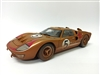 1:18 Ford GT40 '66 LeMans #5 After Race