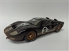 1:18 Ford GT40 '66 LeMans #2 After Race