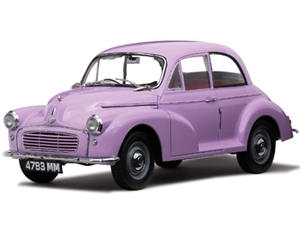 1:12 Morris Minor '60 Saloon Millionth Lilac