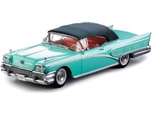 1:18 Buick Limited '58 Soft Top