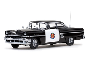 1:18 Mercury Montclair '56 Police