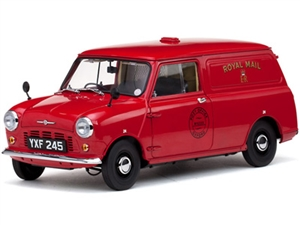 1:12 Morris Minivan '60 Royal Mail