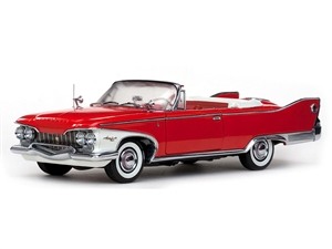 1:18 Plymouth Fury '60 Conv.