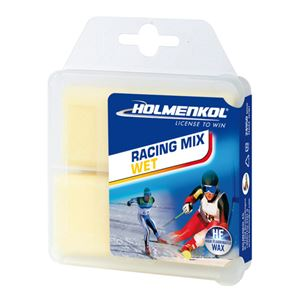 Holmenkol Racing Mix WET - 2x35g