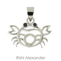 Sterling Silver Pendant Jewelry made with quality sterling and hallmarked stamped with 942