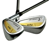 Mega CNC - Irons with carbon shaft/ 9I Set