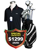 Mega Golf Special Package