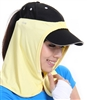 Neck Cover - Yellow