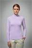 UV sun safe protected High Tech Polo neck - Lavender