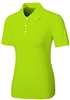 Sun Safe, UV Protected Polo Shirt: Bright green
